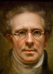 Self Portrait, Rembrandt Peale, 1828 (Tiz_herself) Tags: art nikon paintings selfportraits museums nikon50mmf14 rembrandtpeale d40x openlateonfridaynights