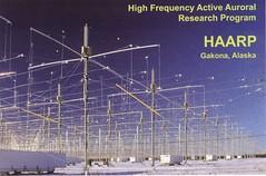 HAARP QSL Front