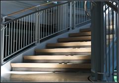 Stairs (garthm34 [mostly away]) Tags: architecture eugene universityoforegon lillis mywinners diamondclassphotographer flickrdiamond photofaceoffwinner pfogold