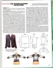 Blusa cinza tricotado