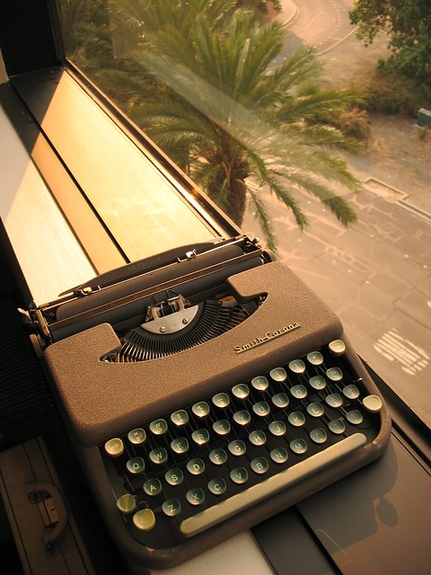 Smith-Corona Skyriter c. 1952