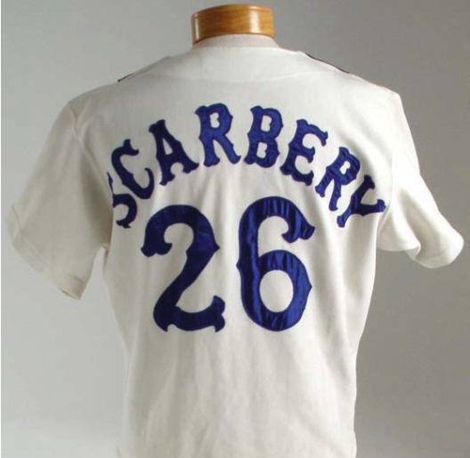 And here s a detail you may have overlooked  The sock striping changed from  year to year throughout this uniform s six-season run (compare aebfe6826