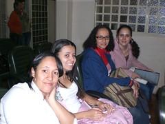 Nós no auditório. (jaquelinebragaalves) Tags: na nós faculdade
