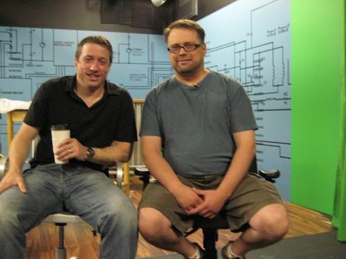 Steve Bendt & Gary Koelling, BlueShirt Nation co-founders