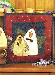 Eu adoooooro galinhas!!!!!!!!!! (Balaio de Gato2008) Tags: feltro galinhas