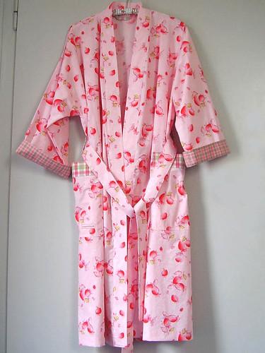 summer kimono - sommerkimono