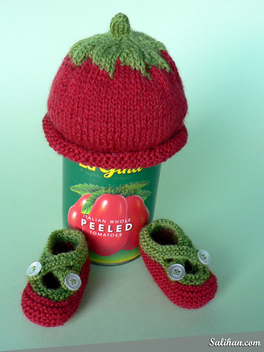 Tomato Baby Gift Set