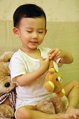 33350018 (ken0915) Tags: baby eos5 ef8518 dnp200