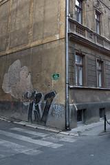 Bullet Hole and Graffiti