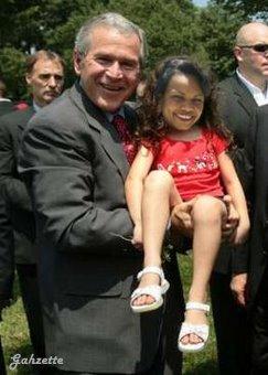 Bush's  Baby