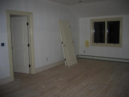 McMansion Bedroom