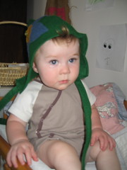 Nate in the Gnome Hat