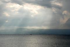 Lone Fisherman (Z1zz0) Tags: lago trasimeno