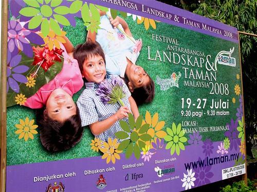The Malaysia International Landscape & Garden Festival 2008
