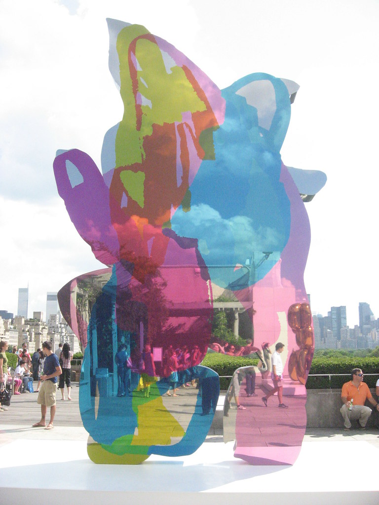 Coloring book by jeff koons - Jeff Koons Coloring Book 2 This Week In New York Twi Ny