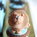 Lion Cupcake