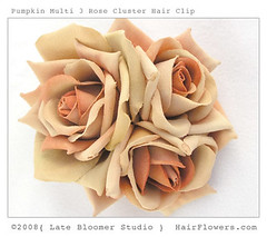 3_Rose_Cluster_Hair_Clip (hairflowers.com) Tags: wedding flower hair clips silk ivory cream gardenia magnolia flowerhairclip weddingflowerhair bridalflowerhairclip gardeniaflowerforhair flowerforhair