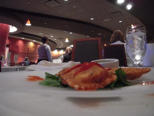 Fried Ravioli at Patria