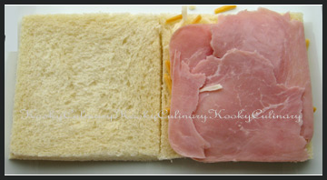 Grilled Ham&Cheese 2