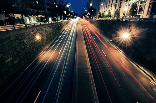 image selected for the 25 exceptional examples of long exposure article on abduzeedo