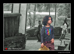 Colours of  childhood... (| JERRY |) Tags: joseph kid jerry wayanad southindia keralam pookotelake eos40d canoneos40d canon40d jerryclicks jerryphotography calicutflickr kozhikkodeflickr coloursofchildhood