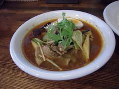 "Thai Style ""Country Curry"" at Pickenoo, Komazawa, Tokyo"