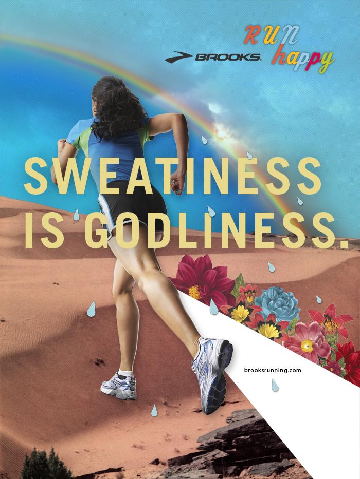 SWEATINESS