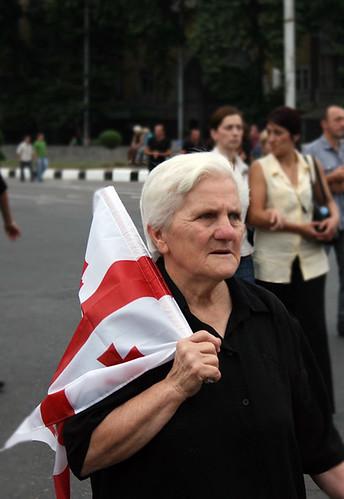 Grandmas Protest