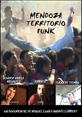 Mendoza, territorio Punk (2007) de Andres Lübbert . Catálogo CINESUD