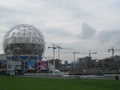 Science World / Obsession with Cranes, Vancouver, British Columbia