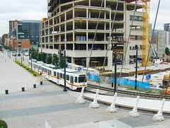 Light Rail with Development