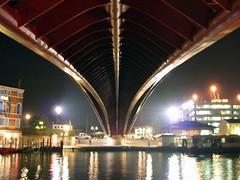 Inaugurazione 4° ponte sul Canal Grande