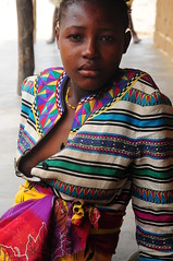colorful girl (luca.gargano) Tags: voyage africa travel girls girl island colorful chica dress tribal chicas exploration fille viaggio filles mozambique ragazza mozambico ragazze gargano quirimba quirimbas moza myowncreation lucagargano