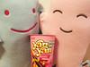 Yan Yan! (Spok-spok) Tags: cute smile dessert fun toy happy design cool soft candy sweet sweden designer chocolate swedish plush softie cuddly kawaii plushie giggling spok designertoy designerplush spoks spokspok spökspök spökelina