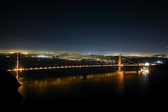 San Francisco Bay and Golden Gate