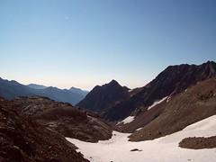Spyder Glacier