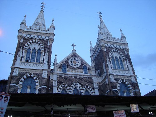 Mt Mary Church