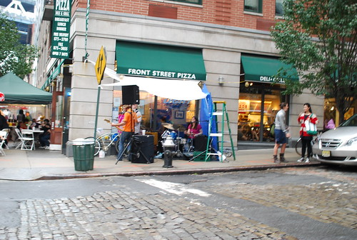 Front Street Pizza band