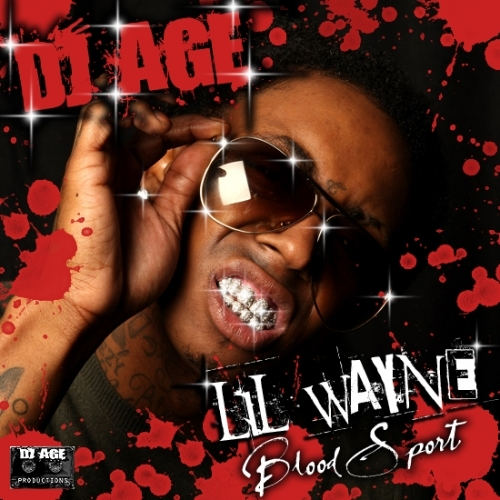 Lil Wayne - Blood Sport Cover Download