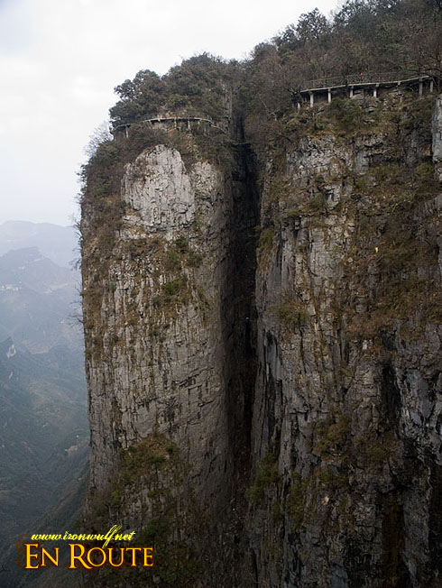 China: Tianmen Mountain National Forest Park | Ironwulf En