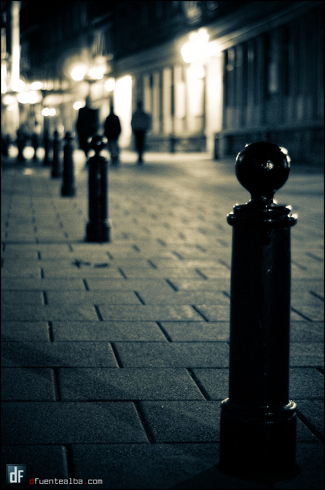 les gardes de la cité