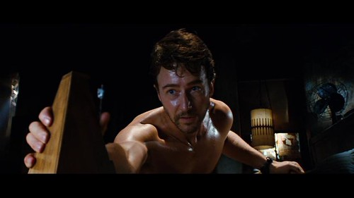 Ed Norton Shirtless /></p> <p><img mce_tsrc=