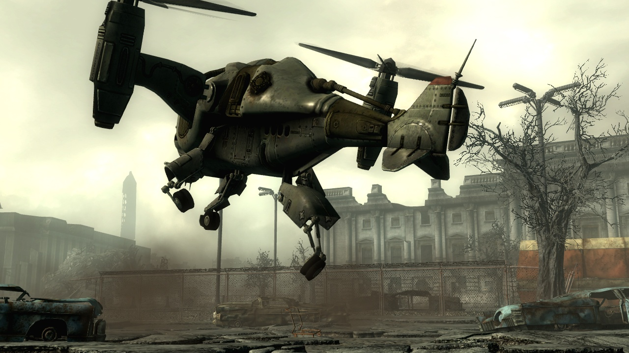 Fallout 3 RELOADED preview 1