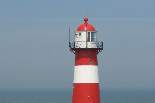 Small lighthouse at Westkapelle, Zeeland