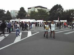 Tokyo Tech Festival - Some stalls