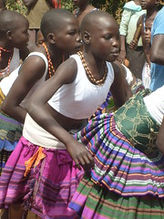 Uganda Memory Card 1 192 (dzuraw86) Tags: africa girls boys dancers dancing african invisible traditional uganda northern partnership skirts conflicts gulu dwon acholi madiki