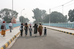 Walk the talk (G's memories) Tags: india mom delhi mum honey punjab aruna taiji haryana kurukshetra sankalp mumma aryaman shahbad brahmasarovar bhavila