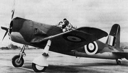 Warbird picture - DMP-D375 P-66 RAF