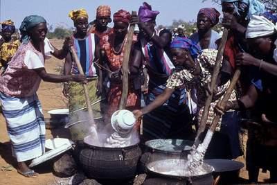Burkina women