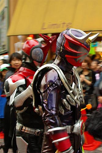 Riders Kawasaki Halloween 2008 10